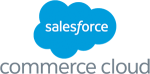 Salesforce® Commerce Cloud logo